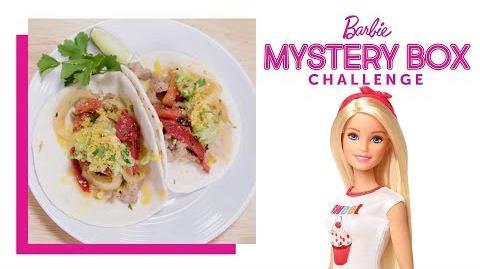 Bistro Challenge Barbie's Mystery Box Challenge
