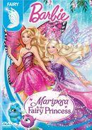 Barbie - Mariposa and The fairy Princess ver.2
