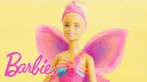 Unbox Barbie™ Dreamtopia Flying Wings Fairy Dolls and Soar Through Playtime