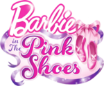 Barbie in The Pink Shoes Logo