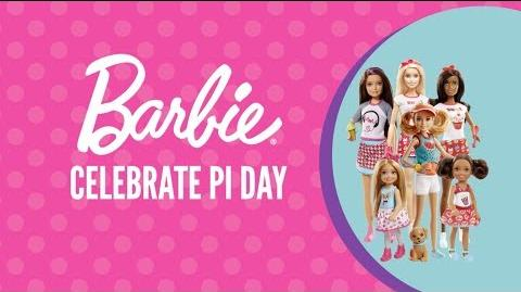 Pi Day Is 3-14 -- Barbie® Explains Why with Pie