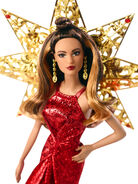 2017 Holiday Doll DYX41 6
