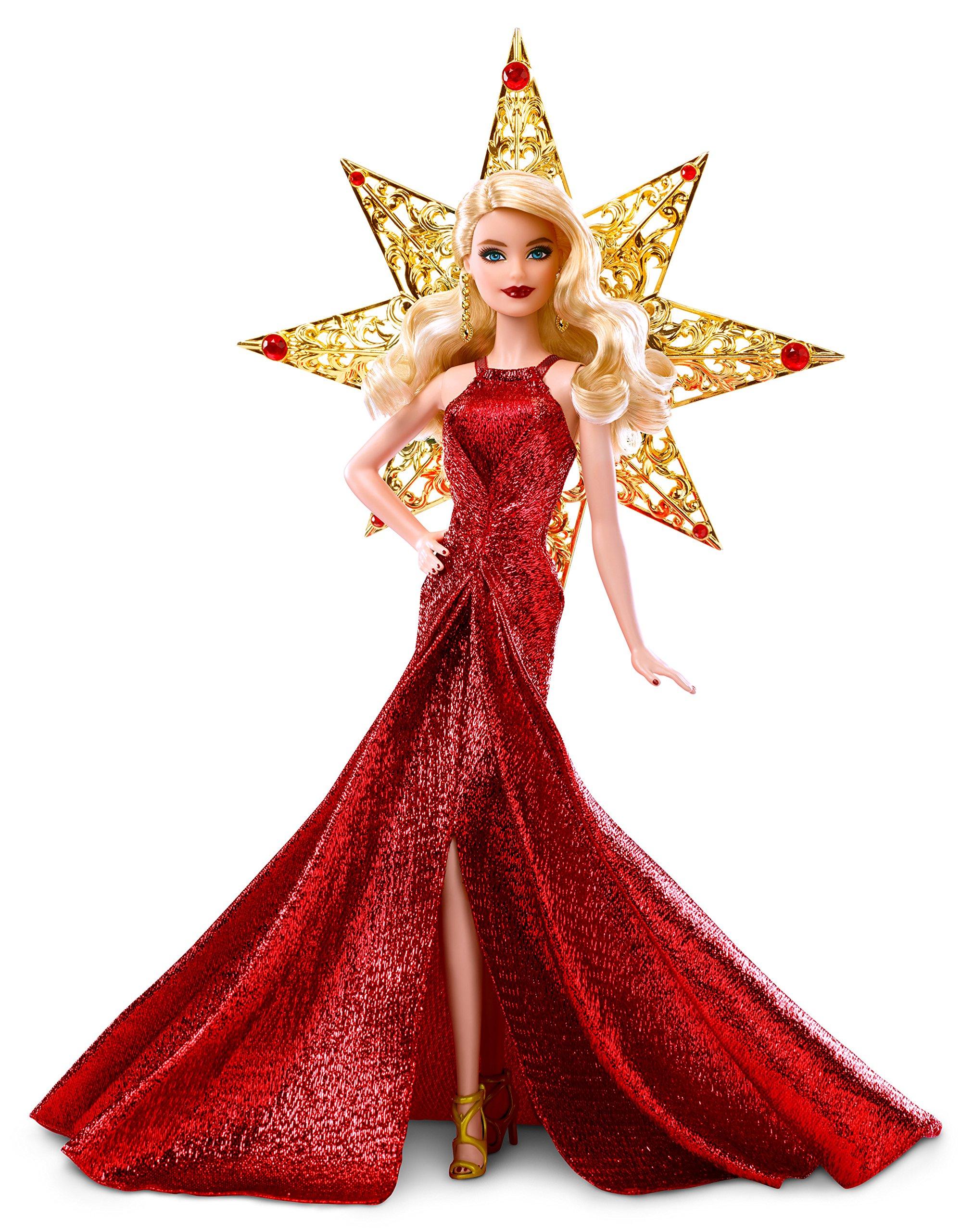 2017 holiday barbie doll barbie wiki fandom powered by wikia - Barbie de noel 2012 ...