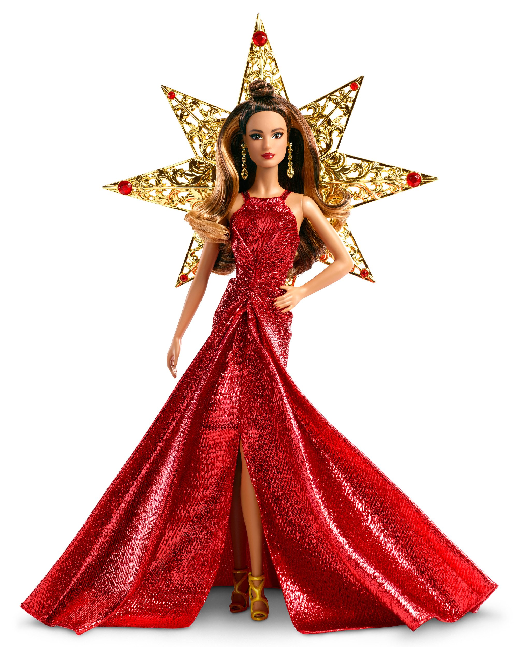 2017 Holiday Barbie Doll | Barbie Wiki | FANDOM powered by Wikia
