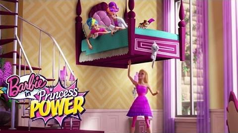 Barbie™ in Princess Power Trailer Barbie