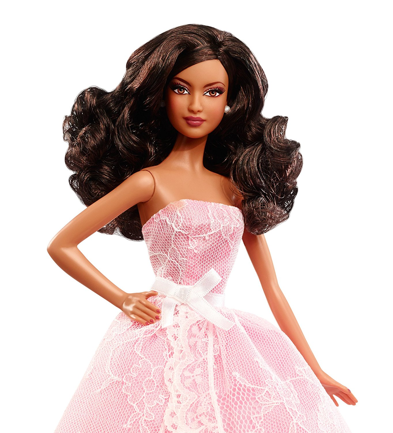 Birthday Wishes Barbie Doll CHF93 2