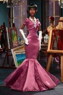 Selma DuPar James Barbie Doll