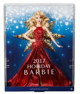 2017 Holiday Doll DYX39 11