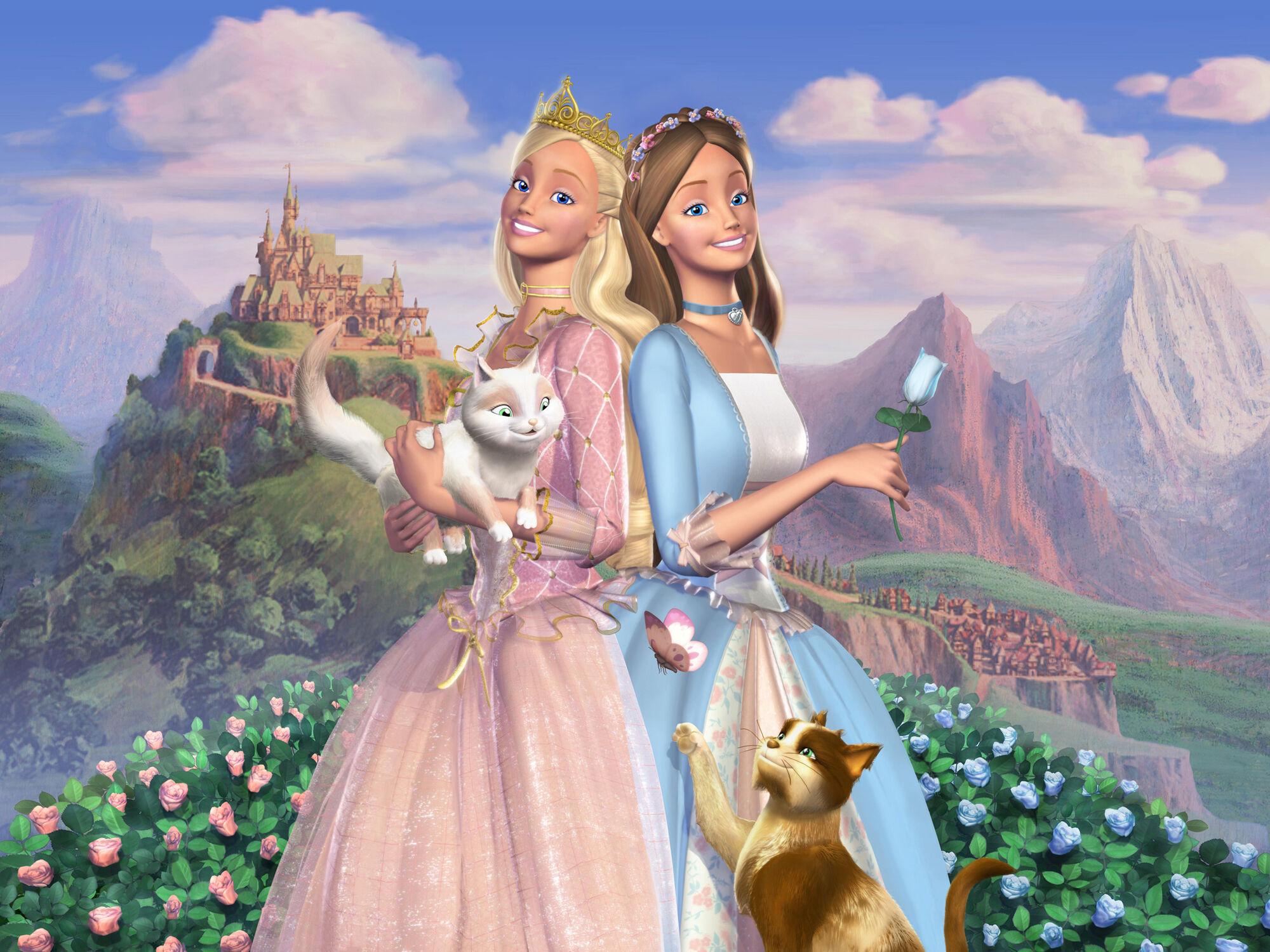 Barbie: Die Prinzessin und das Dorfmädchen | Barbie Wiki | FANDOM ...
