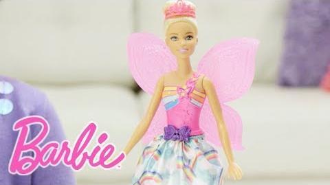 Barbie Flying Wings Fairy Demo Video