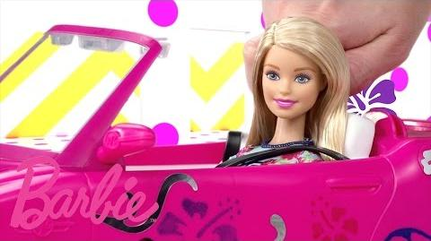Barbie Carwash & Shops Barbie