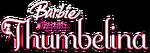 Barbie Presents Thumbelina Logo
