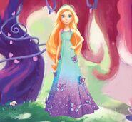 Barbie Kraina Długowłosych