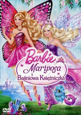 Barbie - Mariposa i baśniowa księżniczka