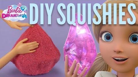 DIY Squishy Gems with Barbie®