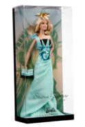 Statue of Liberty Barbie Doll (T3772) 2