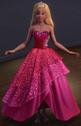 Suknia balowa Barbie (TA)