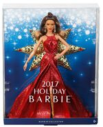 2017 Holiday Doll DYX41 7
