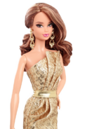 The Barbie Look City Shine Barbie Doll (CFP36) 3