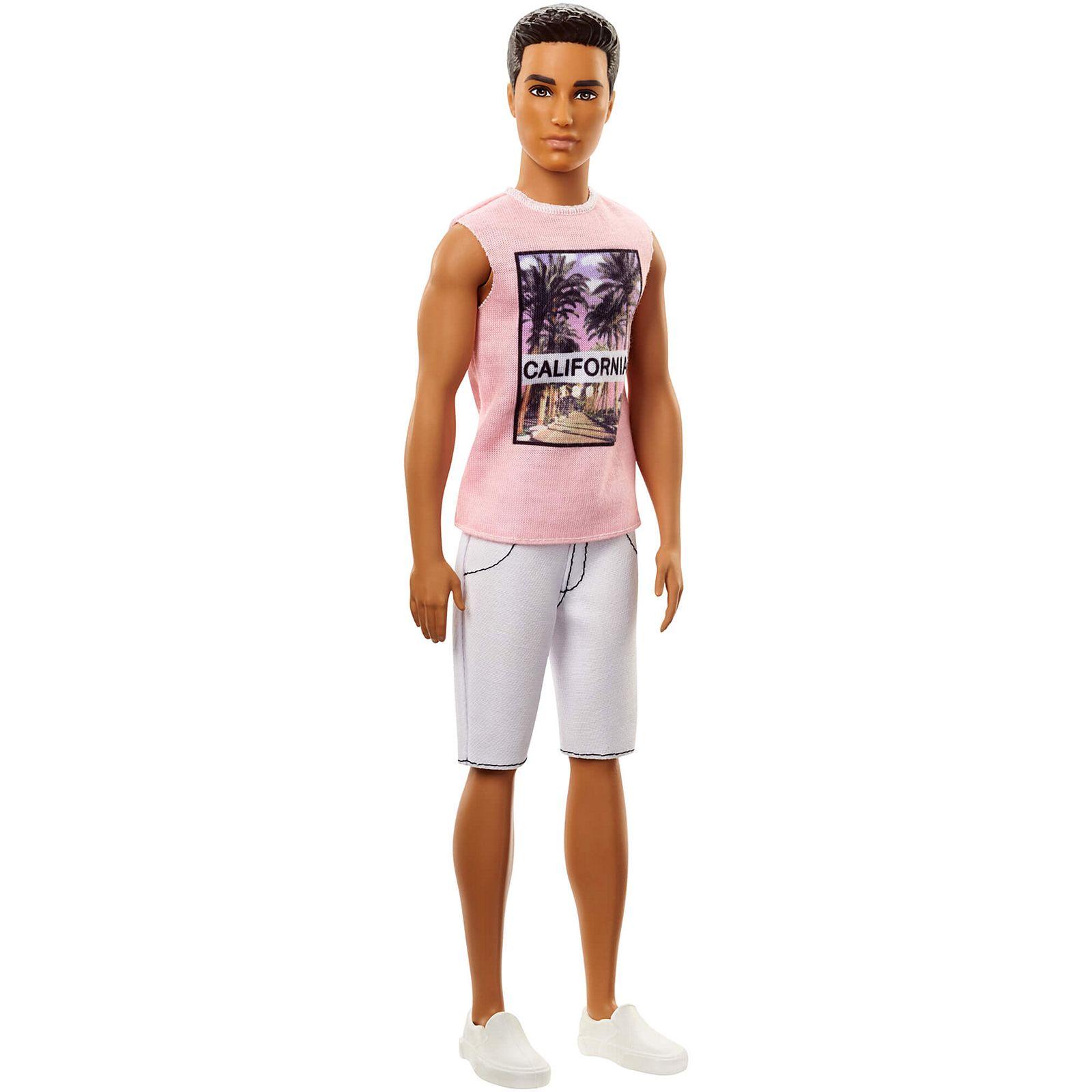 Ken Fashionistas Doll 4 Cali Cool | Barbie Wiki | Fandom
