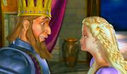 Król Wilhelm i Roszpunka