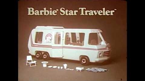 1979 Mattel Barbie Commercial