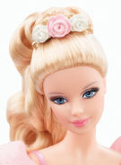 Ballet Wishes Barbie Doll (BDH12) 6