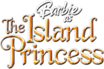 Barbie Island Princess Logo