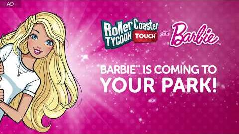 RollerCoaster Tycoon Touch with Barbie | Barbie Wiki