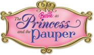 Barbie the Princess and the Pauper Logo