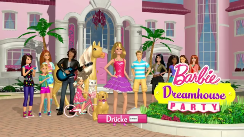 Barbie Dreamhouse Party Barbie Wiki Fandom Powered By Wikia