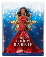 2017 Holiday Doll DYX40 7