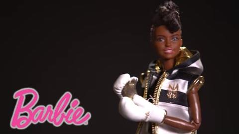 Barbie Nicola Adams OBE MoreRoleModels UK