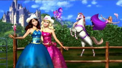 Bêtiser Barbie apprentie princesse