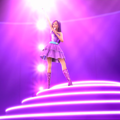Keira en concert chantant