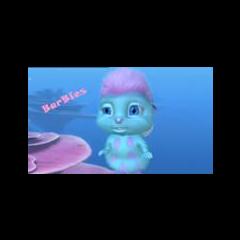 Bibble sous l'eau au royaume de Mermaidia