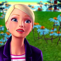 Barbie découvre Gloss Angeles