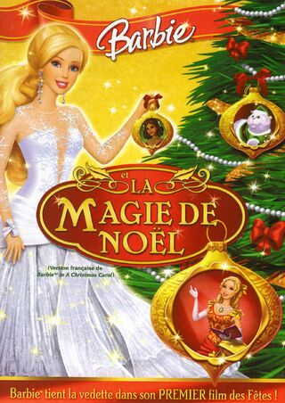Barbie et la magie de no l barbiep dia fandom powered by wikia - Barbie de noel 2012 ...