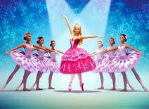Barbie reve de danseuse etoile