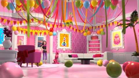 Barbie life in the dreamhouse - Bon anniversaire, Chelsea!
