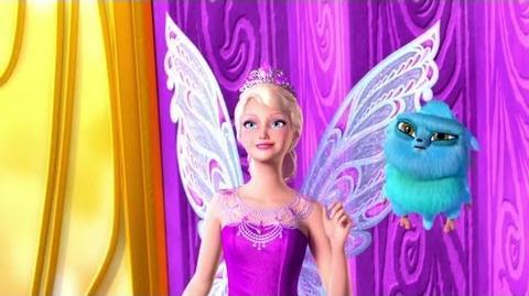 Bande annonce Barbie Mariposa et le royaume des fées