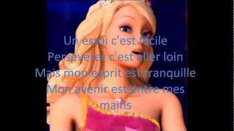 Barbie apprentie princesse - J'atteindrai les étoiles