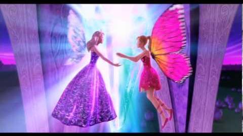 Jeu concours Barbie Mariposa et le royaume des fées