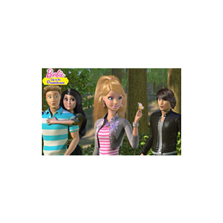 Ken avec Raquelle, Barbie  et Ryan