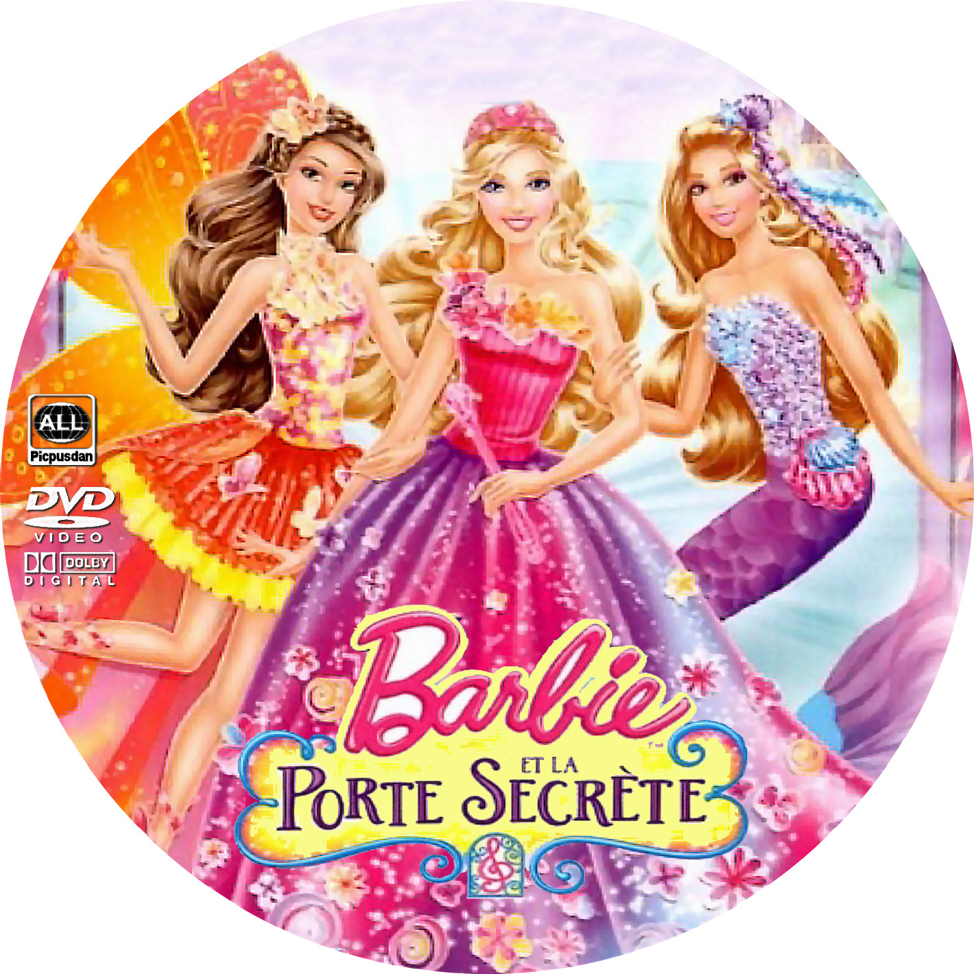 Image barbie et la porte barbiep dia - Barbie et la porte secrete film complet ...