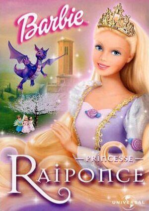 Barbie princesse Raiponce