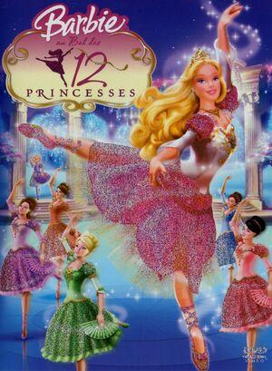Barbie au bal des 12 princesses