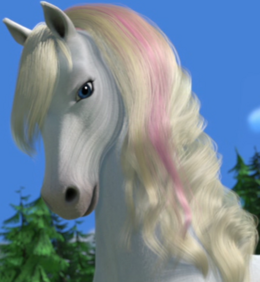 Majesty barbiep dia fandom powered by wikia - Film barbie et le cheval magique ...