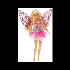 Poupée Elina Barbie Magie de l'arc-en-ciel ancienne version