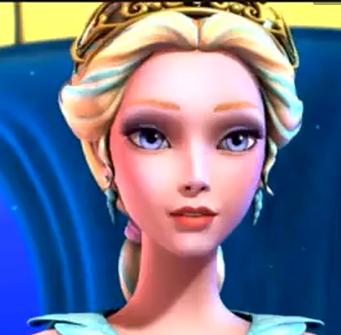 Reine calissa barbiep dia fandom powered by wikia - Barbi et le secret des sirenes 2 ...